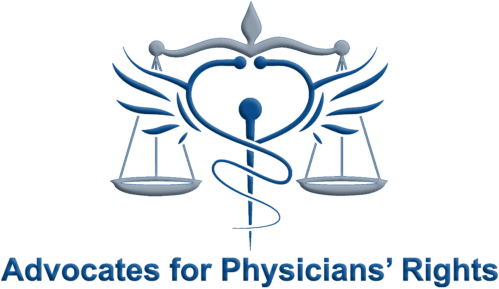Advocates for Physicians' Rights Logo